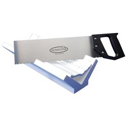 HOMESTAR Handsäge 470 mm, Kunststoffgriff grau