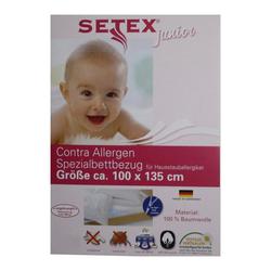 Babybettbezug, SETEX, Bettbezug 100x135cm Baby Kinder Bettwäsche Bettdecken Bezug