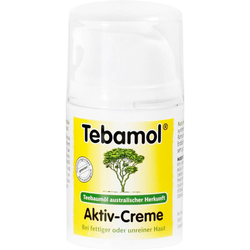 TEEBAUM ÖL AKTIV CREME 50 ml