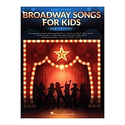 Broadway Songs For Kids  Piano - Buch