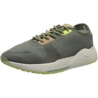CAMEL ACTIVE Damen Ramble Sneaker, Green/Aqua, 41 EU