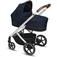 Cybex Balios S Denim Collection Denim Blue inkl. Babywanne