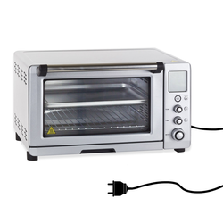 Mini Umluftofen Back-Ofen Heißluftofen Minibackofen DUO23+