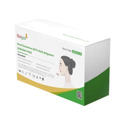 5er-Pack Antigen-Schnelltest Hotgen SARS-CoV-2 Antigen Test Card mit Laienzul...