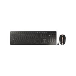Cherry DW 9000 SLIM Wireless-Tastatur (Tastatur-Maus-Set)