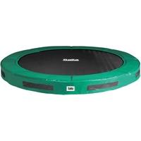 305 cm schwarz/grün