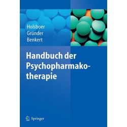 Handbuch der Psychopharmakotherapie: eBook von