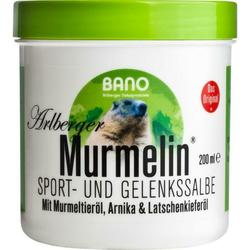 MURMELIN Arlberger Murmeltier Salbe