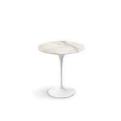 Beistelltisch Saarinen Tulip Knoll International weiß, Designer Eero Saarinen, 52 cm