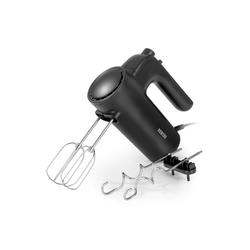 N8WERK Handmixer Handmixer 5 Geschwindigkeiten & Turbotaste schwarz