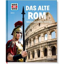 WIW 55 Alte Rom. Weltmacht der Antike