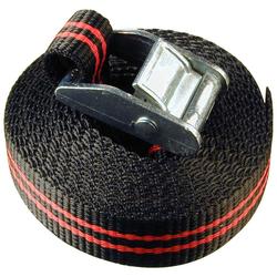 Connex Zurrgurt einteilig, mit Klemmschloss, 350 cm