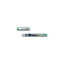 Pilot Füller V Pen SVP 4M B grün 0,4 mm Feder M