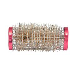 Mex pro Hair Borstenwickler Ø 24 mm Draht Rot (12 Stück)