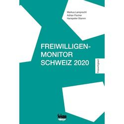 Freiwilligen-Monitor Schweiz 2020 als Buch von