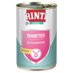 (3,98 EUR/kg) Rinti Canine Diabetes 400 g - 6 Stück