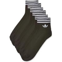 adidas Originals Sportsocken im 3er-Pack in schwarz Gr. 43-46,