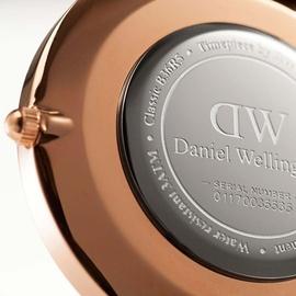 Daniel Wellington Classic Leder 40 mm DW00100006