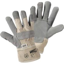 Worky L+D Master 1501 Rindspaltleder Arbeitshandschuh Größe (Handschuhe): 10, XL EN 388 CAT II 1 P
