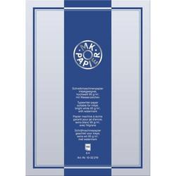 MK-Büropapier A4 95 g/qm blanko Wasserzeichen VE=100 blatt