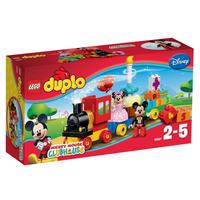 Lego Duplo Mickey & Minnie Geburtstagsparade (10597)