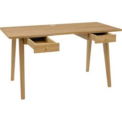 Woodman Schreibtisch Peer beige