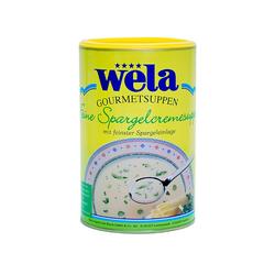Feine Spargelcremesuppe Gourmet - wela