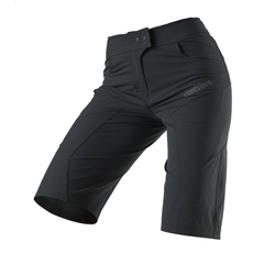 Zimtstern Girls MTB-Shorts Taila Evo Pirate Black
