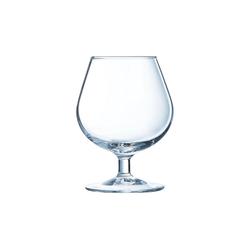 Arcoroc Cognacglas Degustation, Glas, Cognacschwenker Cognacglas 250ml Glas transparent 6 Stück Ø 8.2 cm x 11.2 cm