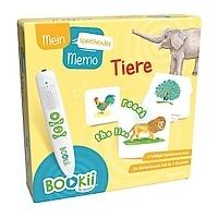 Tessloff BOOKii Mein sprechendes Memo Tiere 978-3-7886-4138-2