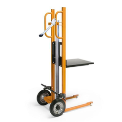 Braucke Hubkarre mit 250 kg Vollgummi 6741-51