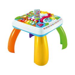 Mattel® Spieltisch Fisher-Price Lernspaß Spieltisch, Baby-Spielzeug,