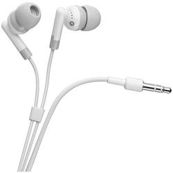 Stereo Kopfhörer für Apple iPhone und iPod weiß mit 3,5mm Klinkenstecker