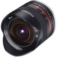 Samyang Fish-Eye-Objektiv f/22 - 3.8 8mm