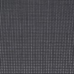 Jan Kurtz Deckchair Teak mit Textilene Schwarz