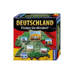 Kosmos Spiel, Deutschland - Finden Sie Minden??