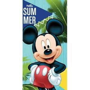 Badetuch Strandtuch Kinder Handtuch Mickey Mouse Strandlaken XXL Badehandtuch NE