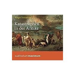 Katastrophen in der Antike  1 Audio-CD - Hörbuch