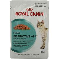 Royal Canin Instinctive +7 in Soße 12 x 85 g