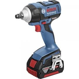 Bosch GDS 18 V-EC 250 Professional inkl. 2 x 5,0 Ah + L-Boxx 06019D8100
