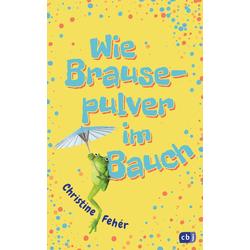Wie Brausepulver im Bauch als Buch von Christine Fehér