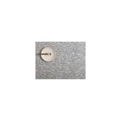 Chilewich Platzset Tischset Metallic Lace, silber - 2er Set