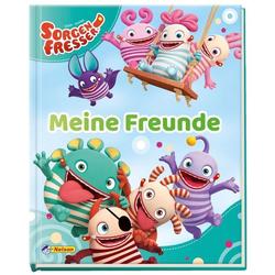 Sorgenfresser: Meine Freunde als Buch von Gerd Hahn
