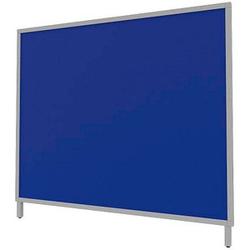 Quadrifoglio Stellwand blau 160,0 x 144,0 cm