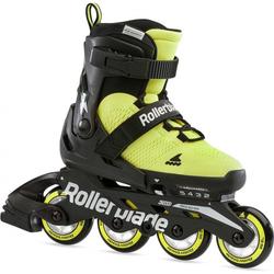 ROLLERBLADE MICROBLADE SE Inline Skate 2021 neon yellow/black - 33-36,5
