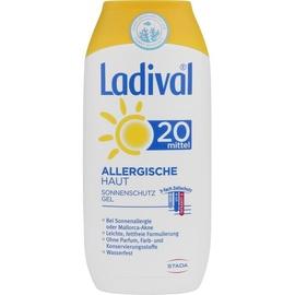 STADA Ladival Allergische Haut Gel LSF 20 200 ml