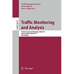 Traffic Monitoring and Analysis - Buch