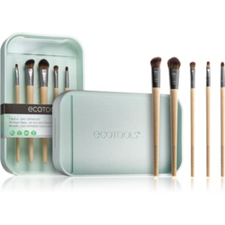 EcoTools Daily Defined Eye Pinselset IV.