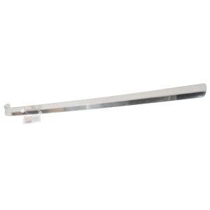 Reinex Schuhanzieher Edelstahl, Praktischer Schuhlöffel, 1 Stück, Länge 58 cm