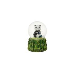 HTI-Living Schneekugel Schneekugel Panda (1 Stück) bunt